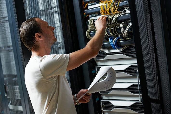 sistem odası kurulumu network dizaynı