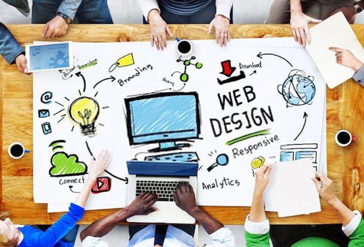 web tasarım türleri