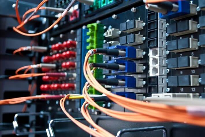 single mode fiber optik kablo