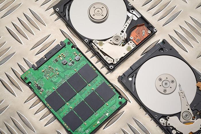 hdd disk ile ssd disk arasındaki fark